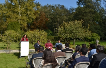 First ever Indian Students Day held in the Netherlands