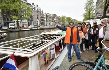 Bollywood on a Boat  A Tourism Promotion Initiative  April 27, 2018