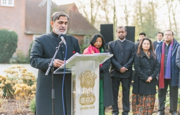 The 71st Republic Day Celebrations at India House, Wassenaar - January 26, 2020